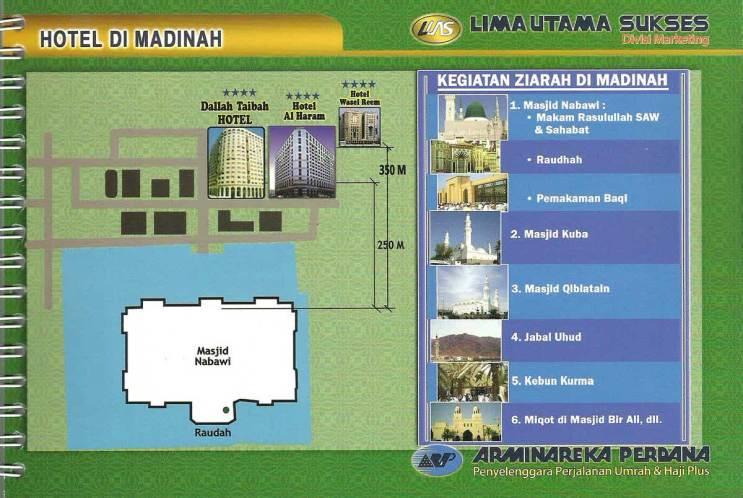 Hotel-di-Madinah