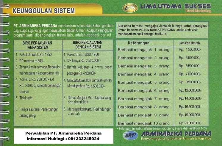 Keunggulan-Sistim-Travel-Umroh-Arminareka-Perdana_2