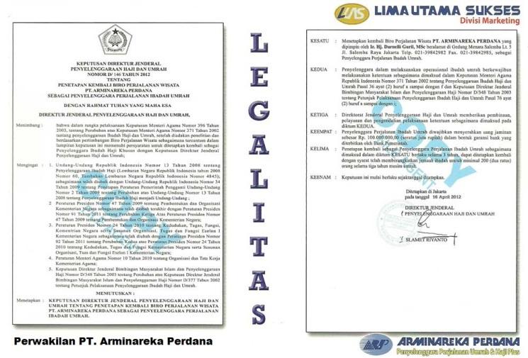 Legalitas-Arminareka-Perdana-SK-Penyelenggara-Ibadah-Umrah